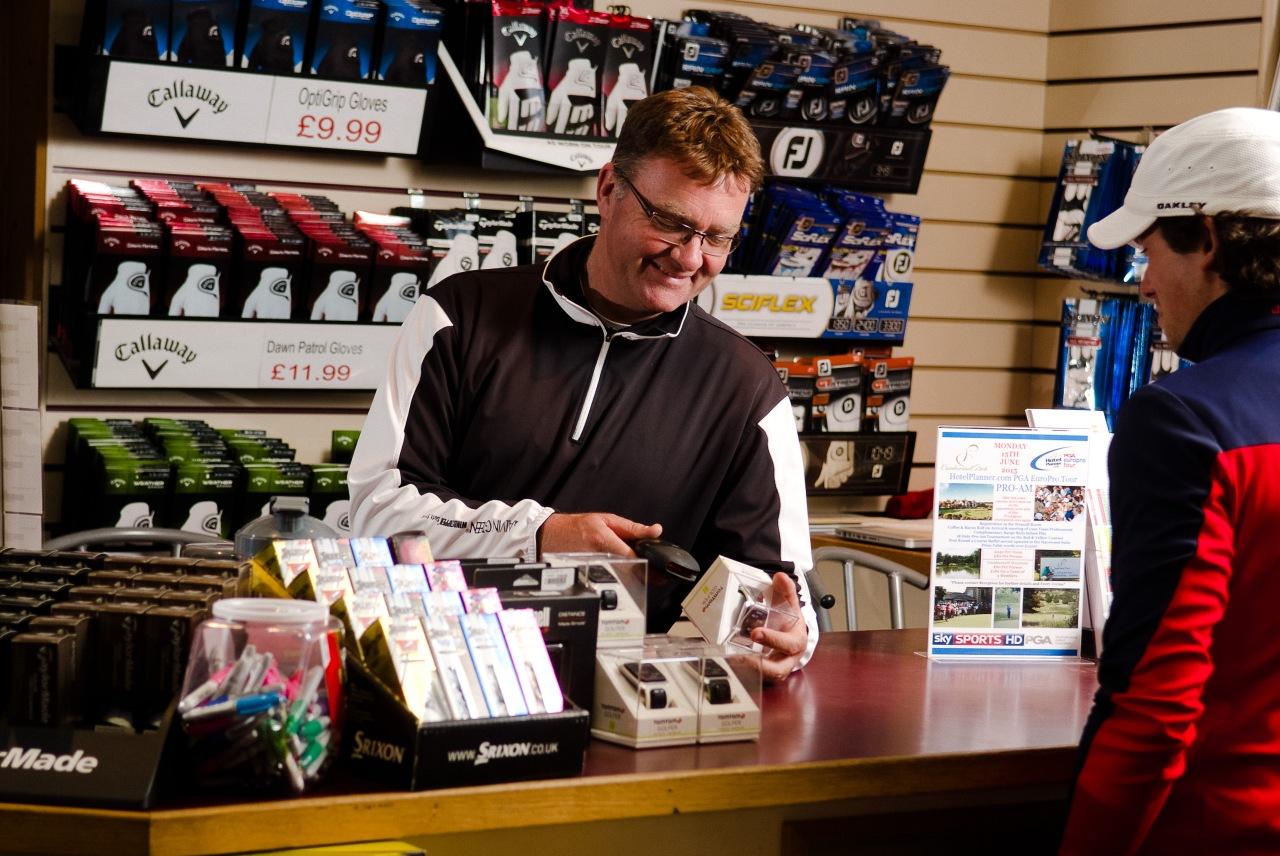 Golf Retail